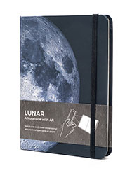 Astro Reality Lunar AR Notebook