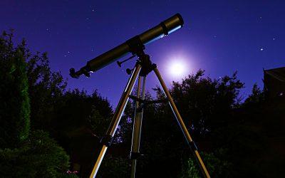 Backyard Astronomy for Beginners