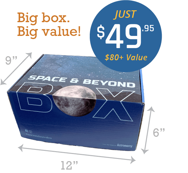 Big box, big value at just $49.95