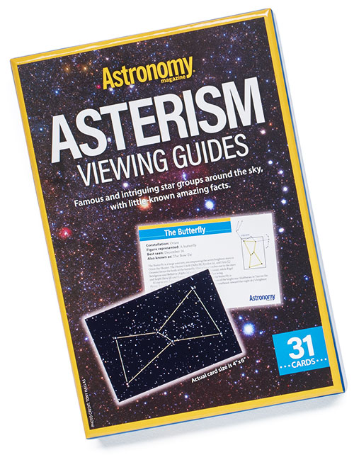 Asterisms Viewing Guide Set cover