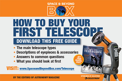How to Buy Your First Telescope Digital Download