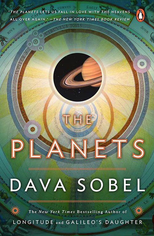 The Planets book