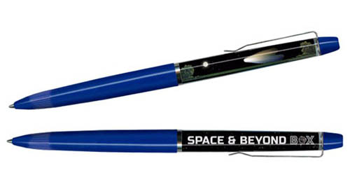 The Space & Beyond Box comet floaty Pen