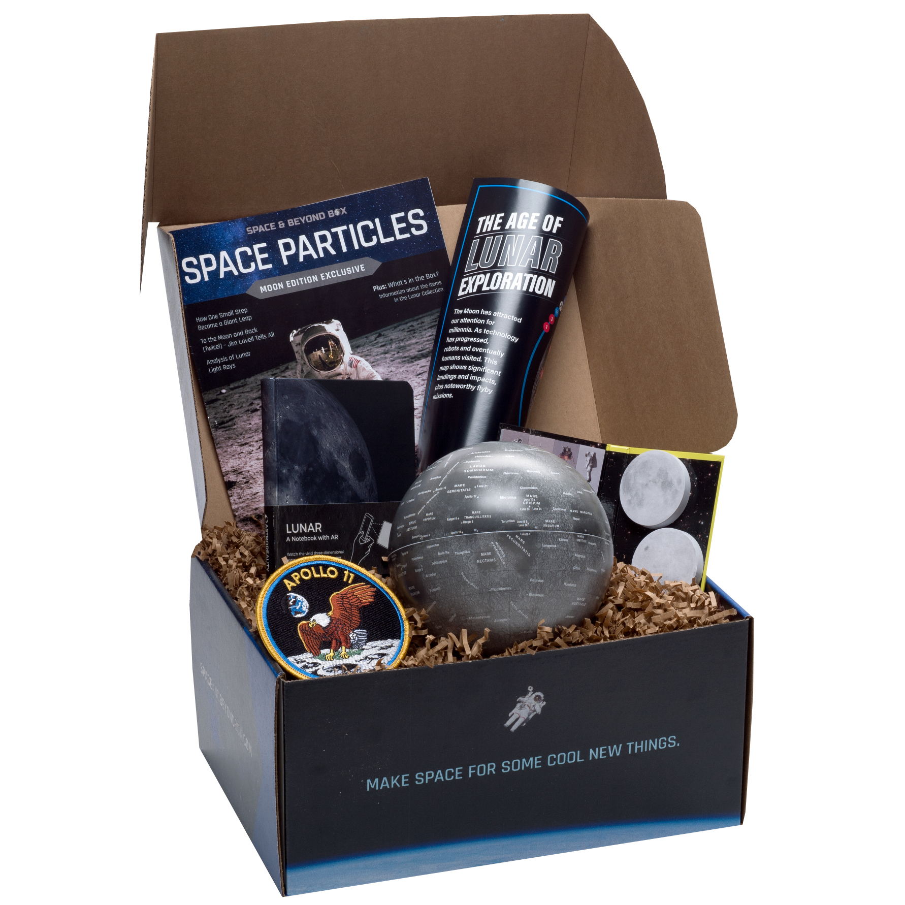 The Lunar Collection Box