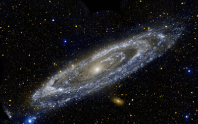 The Andromeda Milky Way Collision