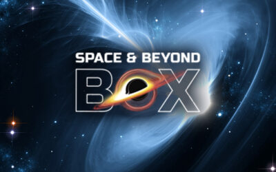 Take a peek inside the Black Holes Space & Beyond Box