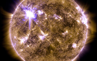 Forecasting weather on the Sun