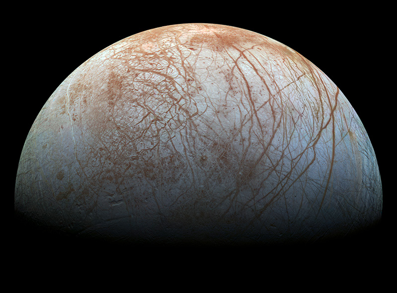 The moon Europa