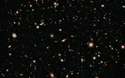 Four things you (probably) didn't know about space